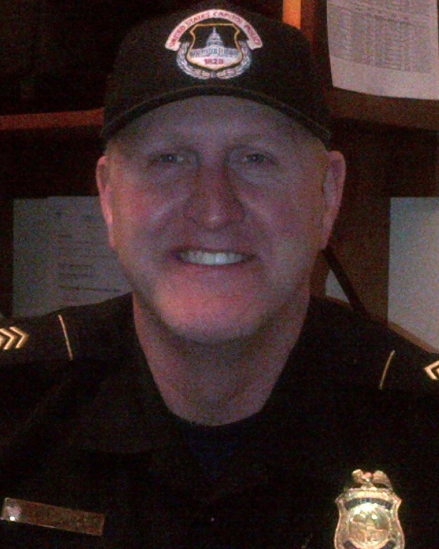 Sergeant Clinton Jeffrey Holtz | United States Capitol Police, U.S. Government