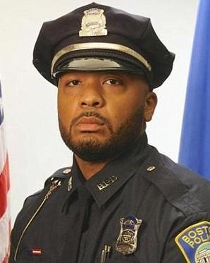 Sergeant Dennis Oliver Simmonds | Boston Police Department, Massachusetts