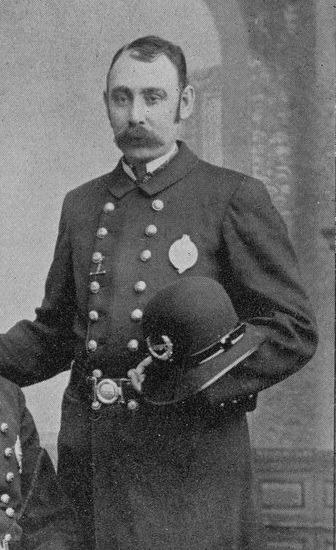 Captain Albert M. Teeters   Pittsburgh Police Department, Pennsylvania
