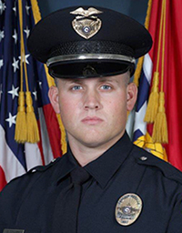 Police Officer David Lee Colley | Montgomery Police Department, Alabama