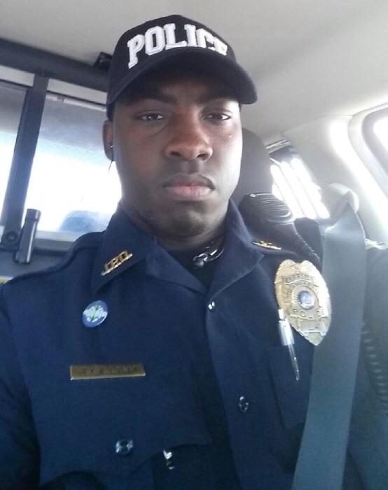 Police Officer Juandre Devon Gilliam, Sr | Jeanerette Police Department, Louisiana