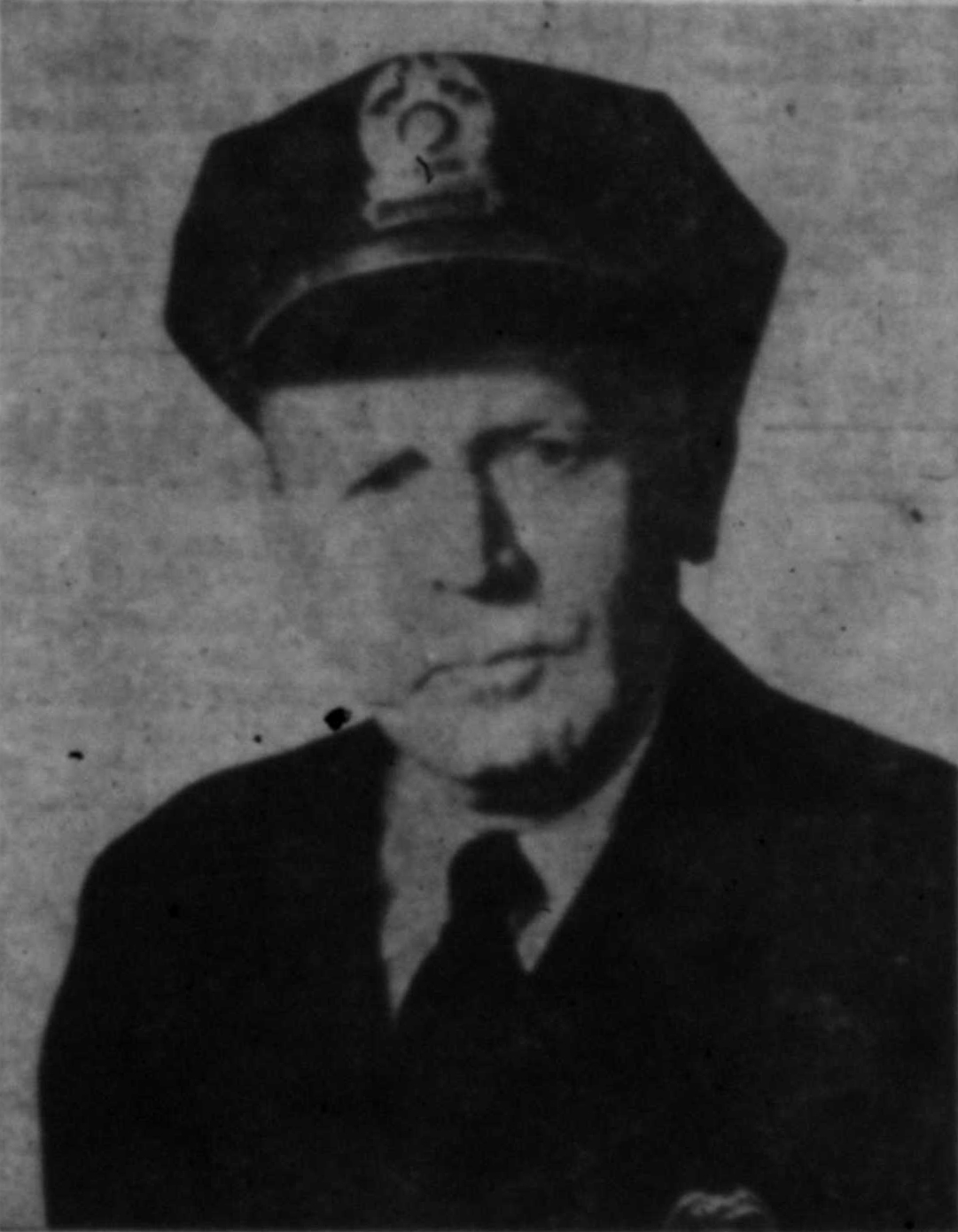 Police Chief Julius Paul Cruze | Lake City Police Department, Tennessee
