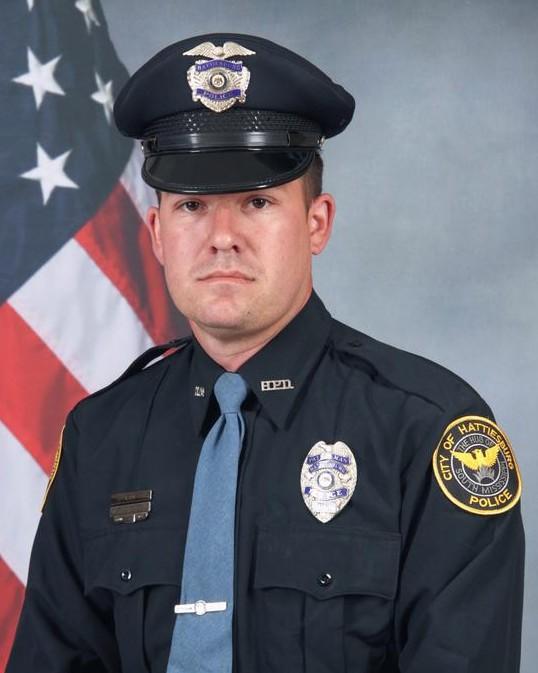 Patrolman Benjamin Joseph Deen | Hattiesburg Police Department, Mississippi