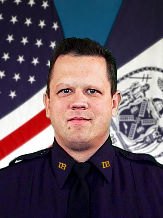 Detective Christopher Strucker | New York City Police Department, New York