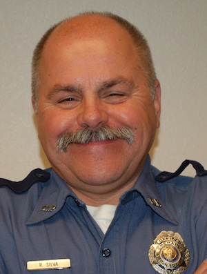 Police Officer Rick Lee Silva | Chehalis Police Department, Washington