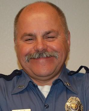 Police Officer Rick Lee Silva   Chehalis Police Department, Washington