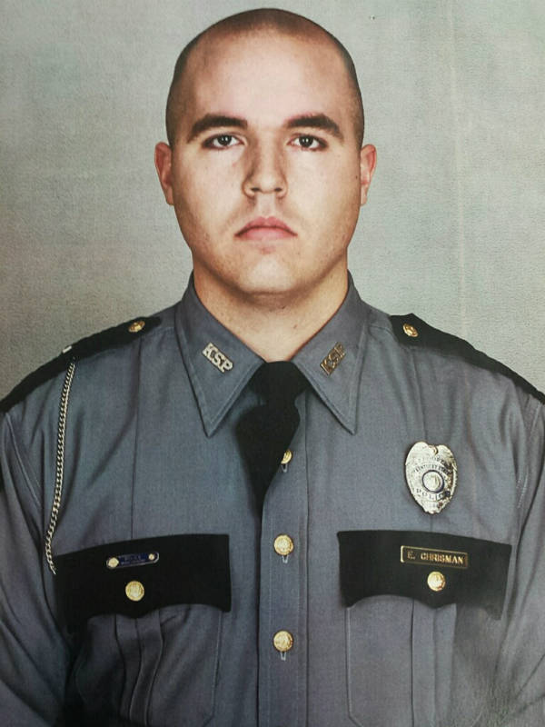 Trooper Eric Keith Chrisman | Kentucky State Police, Kentucky