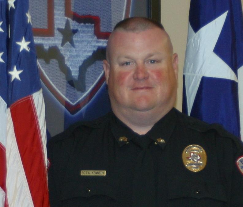Sergeant Korby Lee Kennedy | San Angelo Police Department, Texas
