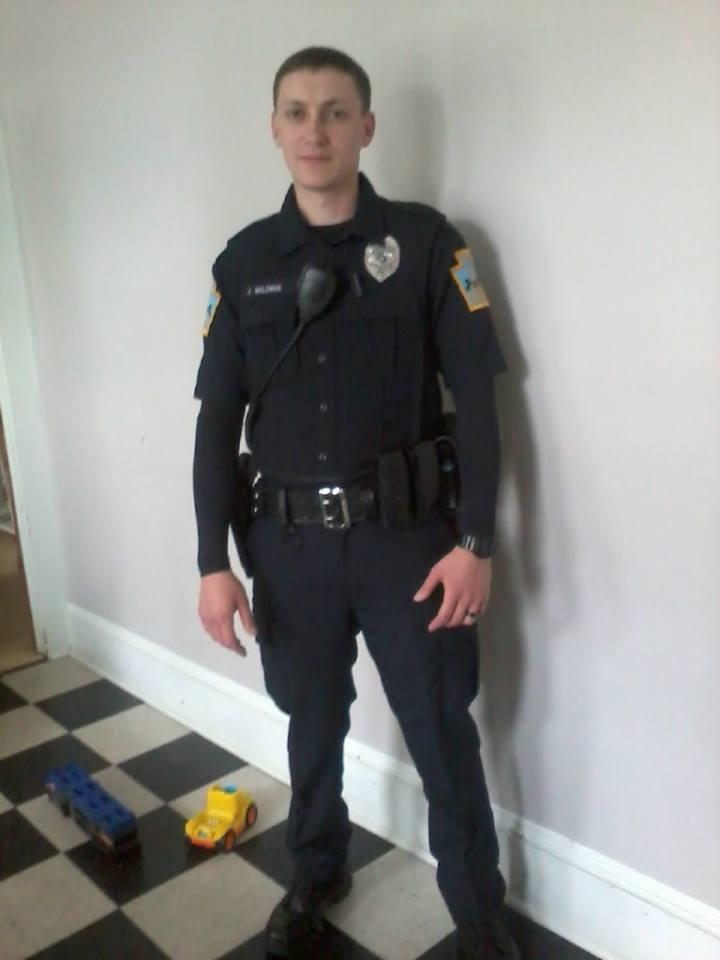 Patrolman John James Wilding | Scranton Police Department, Pennsylvania