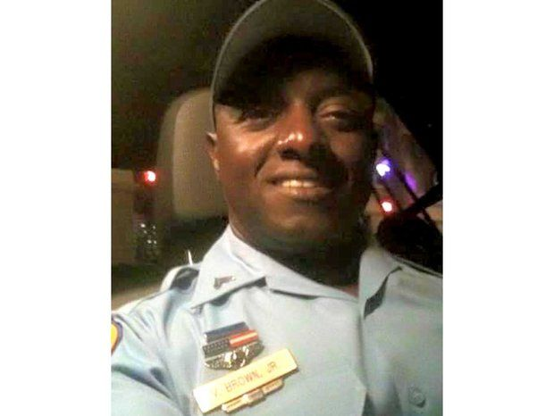 Police Officer Vernell Brown, Jr. | New Orleans Police Department, Louisiana