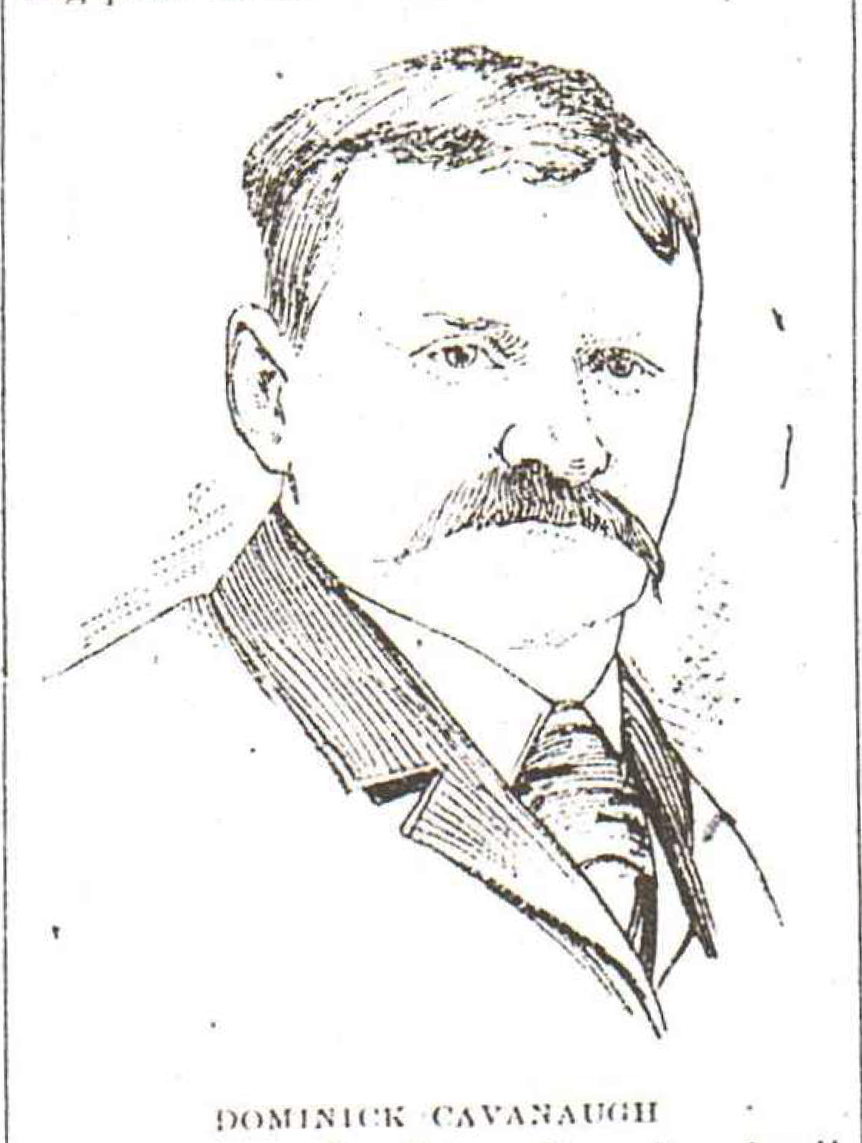 Sheriff Dominick Cavanaugh | Dawson County Sheriff's Office, Montana