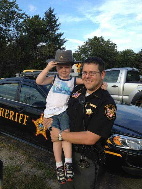Deputy Sheriff Michael Alan Brandle | Jefferson County Sheriff's Office, Ohio