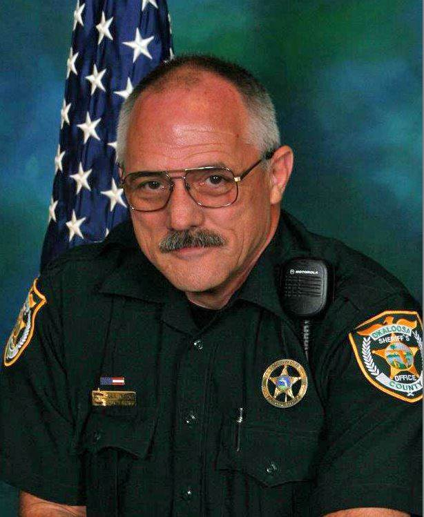 Deputy Sheriff William J. Myers | Okaloosa County Sheriff's Office, Florida