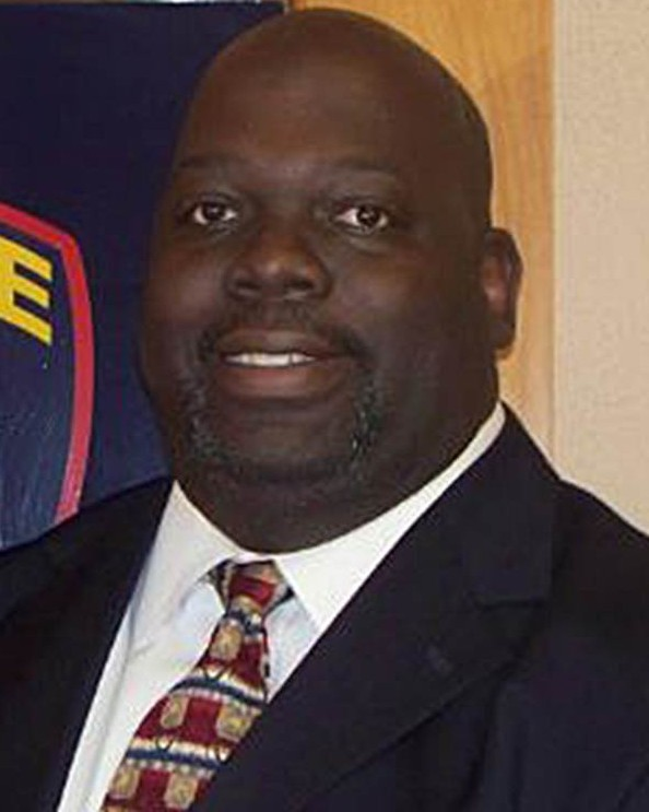 Chief of Police Darrell Lamond Allen | Marlin Police Department, Texas