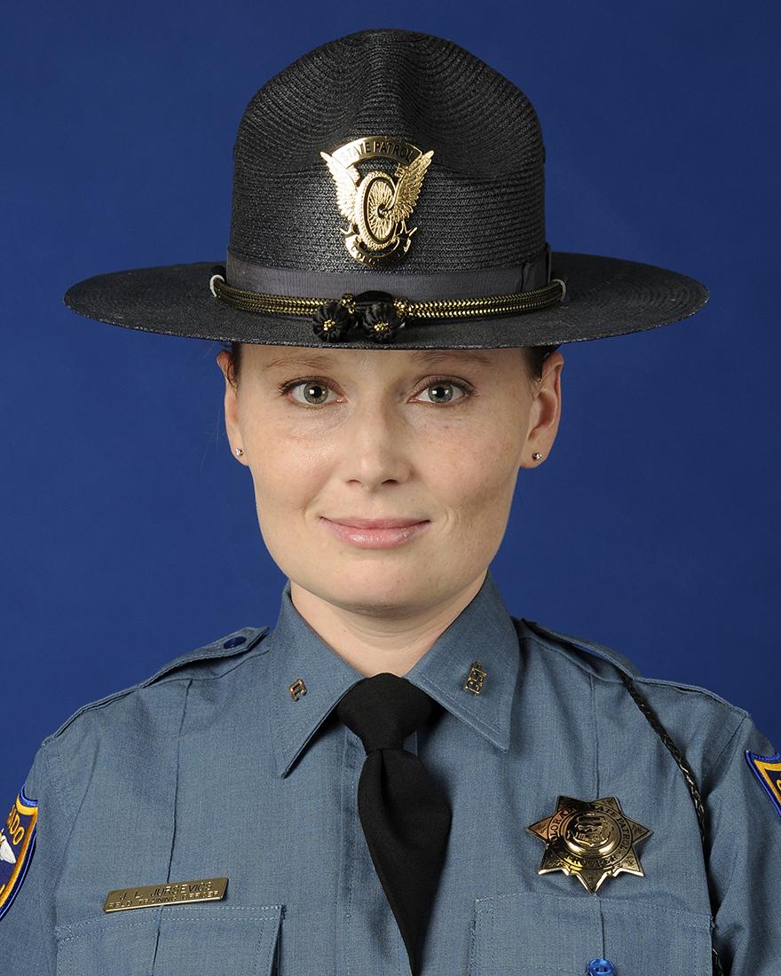 Trooper Jaimie Lynn Jursevics | Colorado State Patrol, Colorado