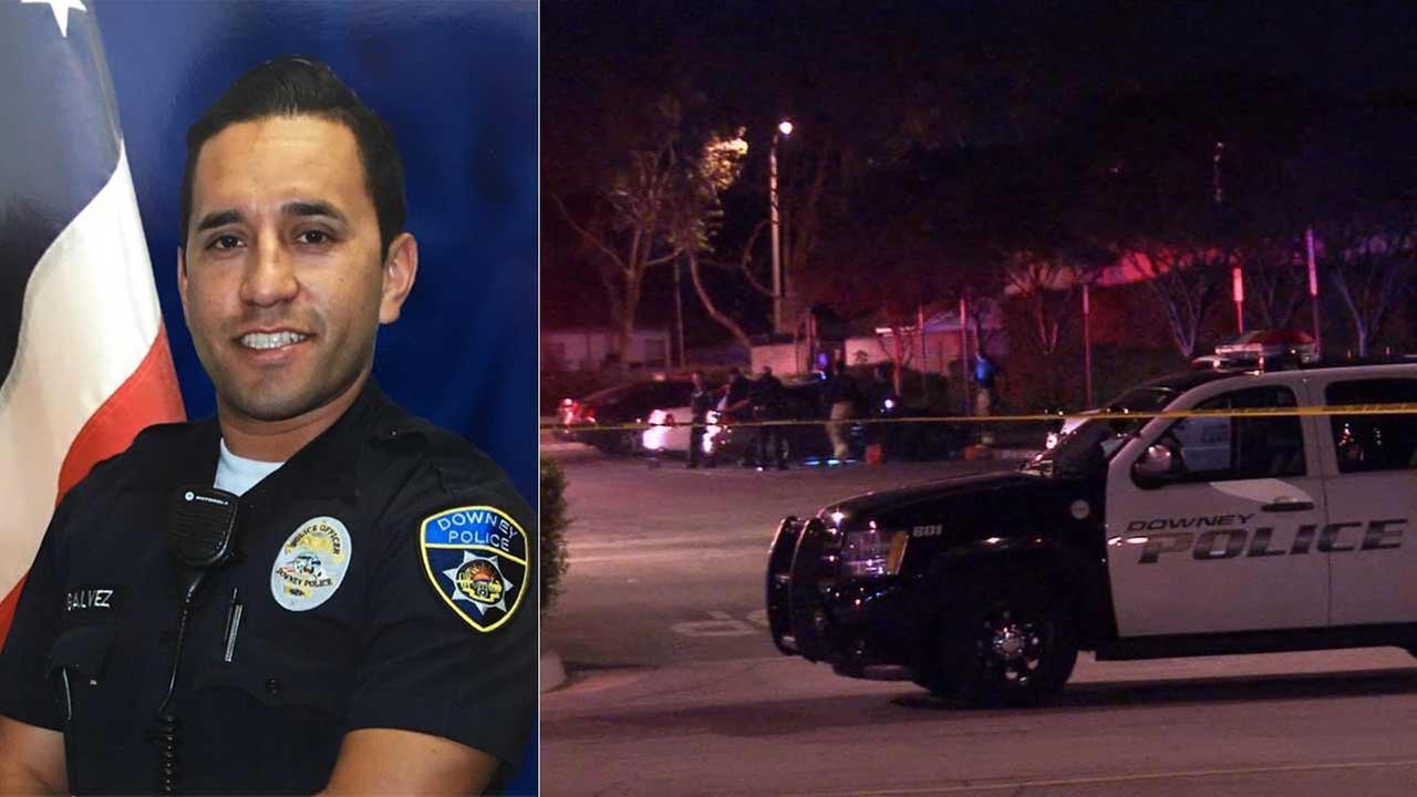 Police Officer Ricardo Galvez, Downey Police Department ...