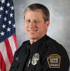 Police Officer I Garrett Preston Russell Swasey | University of Colorado at Colorado Springs Police Department, Colorado