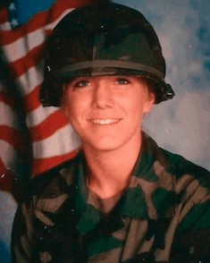 Military Police Officer Kimberly Ann Storm | United States Army Military Police Corps, U.S. Government