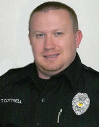 Police Officer Thomas Wayne Cottrell, Jr. | Danville Police Department, Ohio