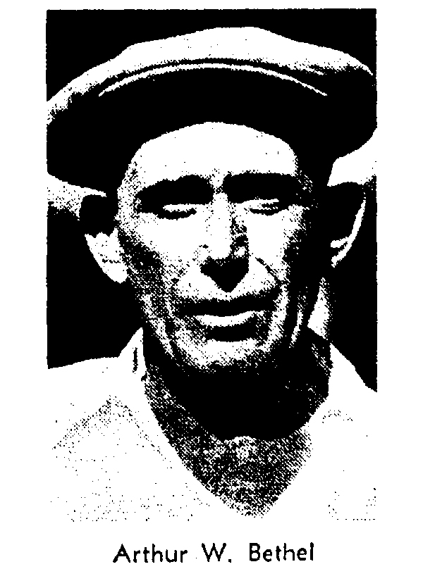 Lieutenant Arthur W. Bethel | Los Angeles Police Department, California