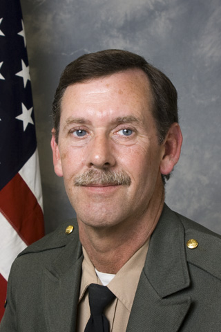 Deputy Sheriff Scott Alfred Ballantyne | Tulare County Sheriff's Office, California
