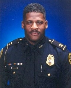 Major Greg Barney was shot and killed while assisting members of the Clayton County Police Department at an apartment complex in the 6600 block of Church Street.