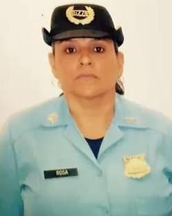Agent Elsa L. Rosa-Ortiz | Puerto Rico Police Department, Puerto Rico
