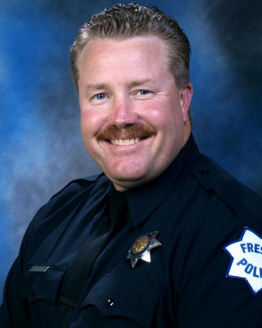 Police Officer John Donald Herring | Fresno Police Department, California