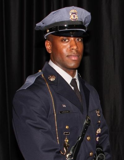 Corporal Jacai David Colson | Prince George's County Police Department, Maryland