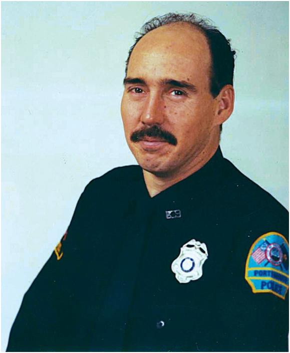 Detective Garland Lindwood Joyner, Jr. | Portsmouth Police Department, Virginia