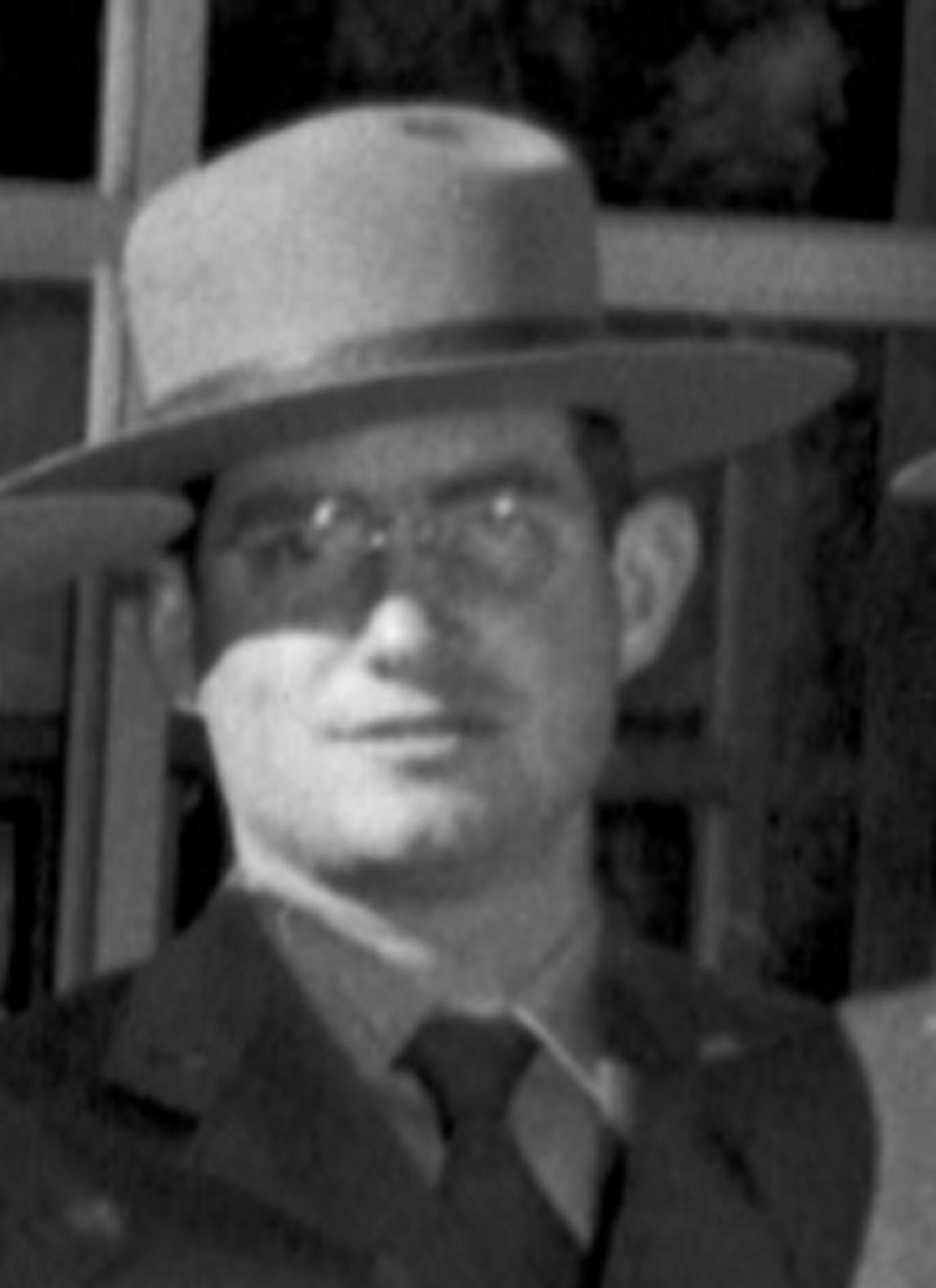 Park Ranger James Donald Vaughn | United States Department of the Interior - National Park Service, U.S. Government