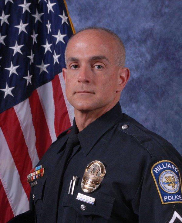 Police Officer Sean Richard Johnson | Hilliard Division of Police, Ohio