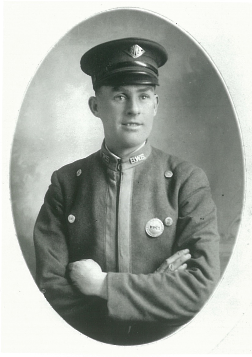 Patrolman William F. Cullen | New York City Board of Water Supply Police, New York