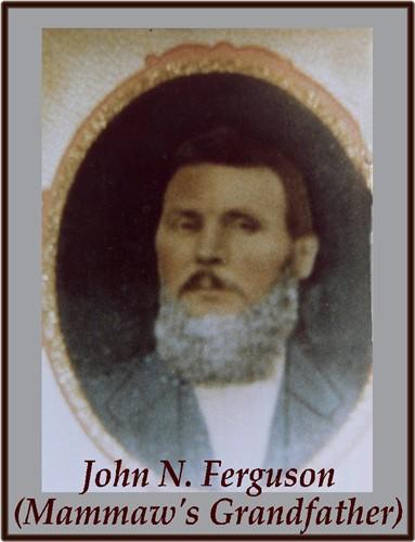 Constable John Nimrod Ferguson | Union Parish Ward 8 Constable's Office, Louisiana
