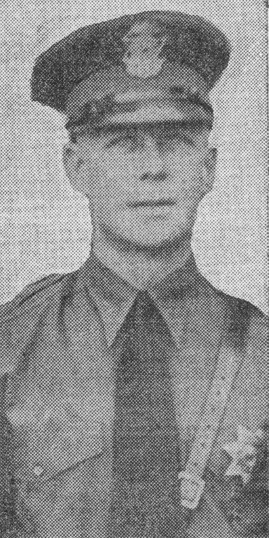 Police Officer Frank A. Lungershausen | Sacramento Police Department, California