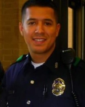 Police Officer Patricio Enrique Zamarripa | Dallas Police Department, Texas