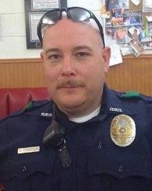 Police Officer Brent Alan Thompson | Dallas Area Rapid Transit Police Department, Texas