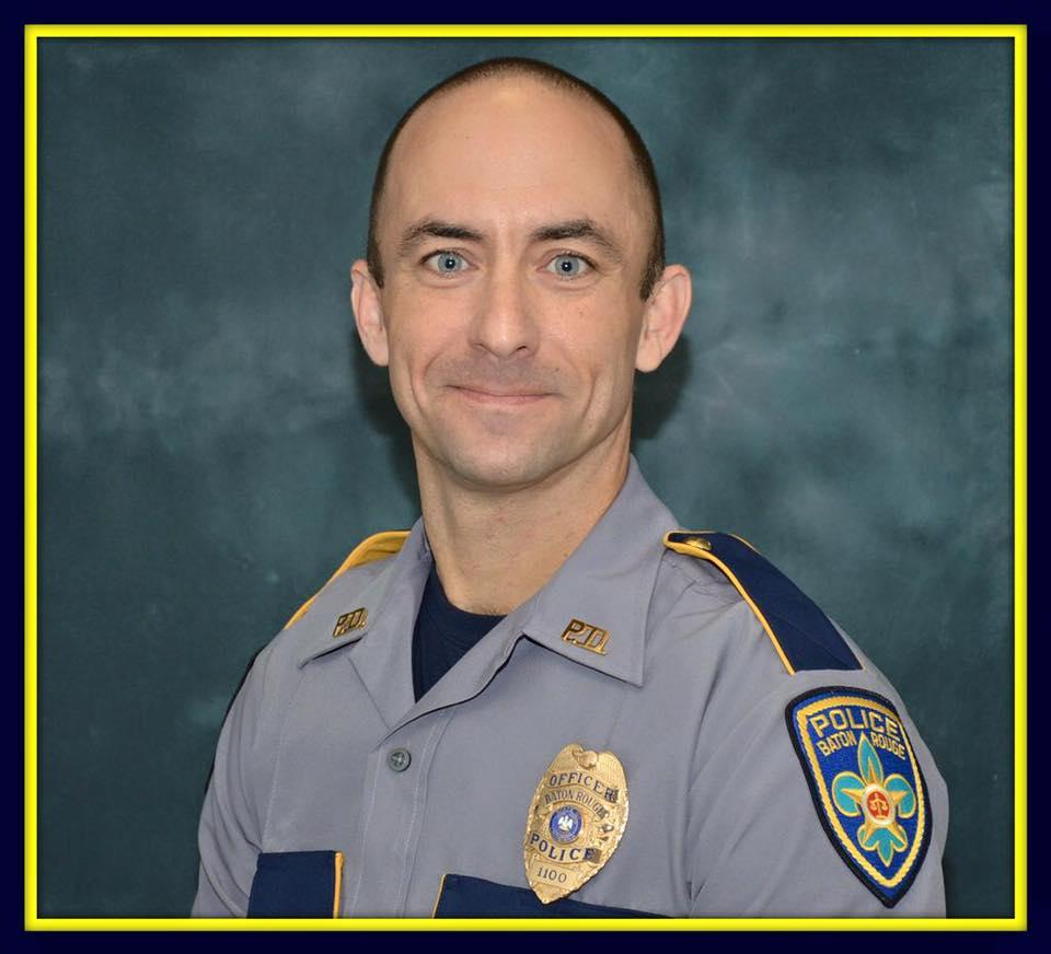 Police Officer Matthew Lane Gerald | Baton Rouge Police Department, Louisiana