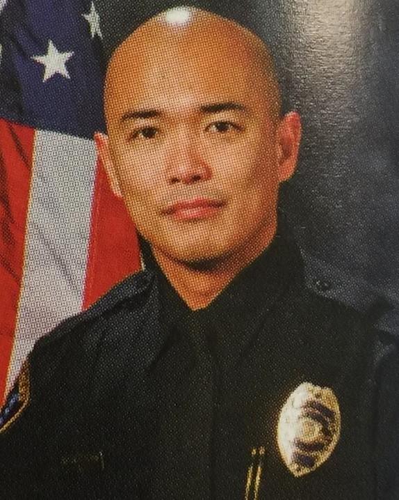 Police Officer II Jonathan Matias DeGuzman | San Diego Police Department, California