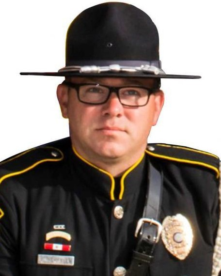 Police Officer Justin Ryan Scherlen | Amarillo Police Department, Texas