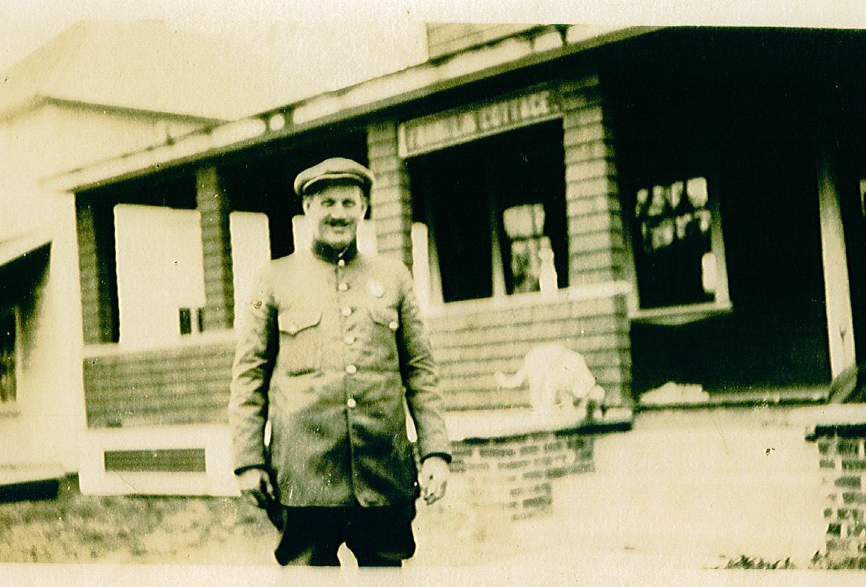 Inspector Ralph Cosmer Young   Connecticut Department of Motor Vehicles, Connecticut