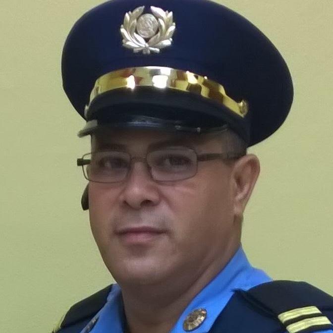Lieutenant Waldemar Rivera-Santiago   Puerto Rico Police Department, Puerto Rico