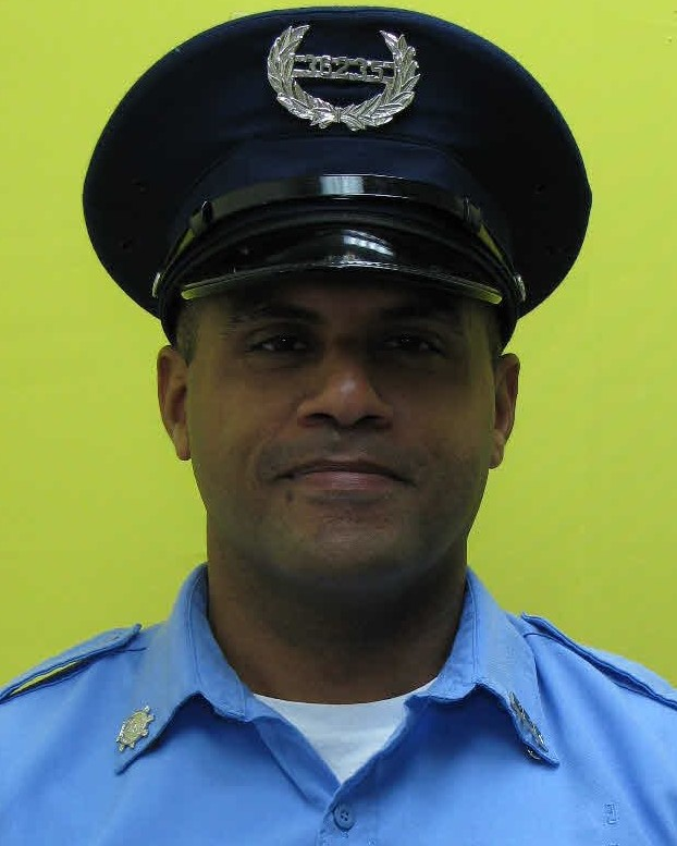 Agent Edwin R. Pabón-Robles | Puerto Rico Police Department, Puerto Rico