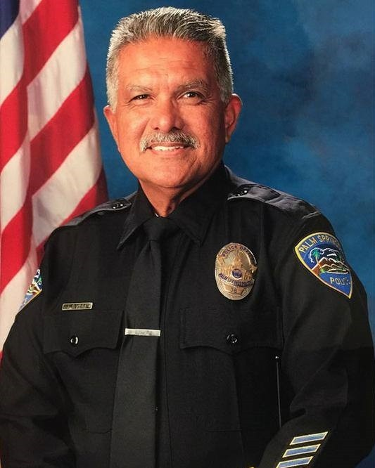 Police Officer Jose Gilbert Vega | Palm Springs Police Department, California