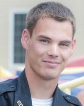 Patrolman Aaron Jackson Christian | Chesapeake Police Department, Ohio