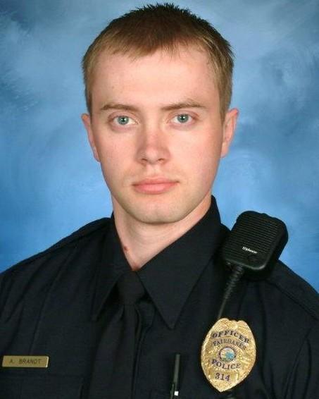 Sergeant Allen David Brandt | Fairbanks Police Department, Alaska