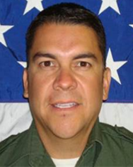 Border Patrol Agent David Gomez | United States Department of Homeland Security - Customs and Border Protection - United States Border Patrol, U.S. Government