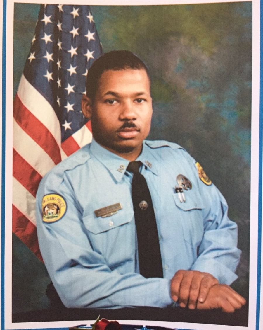 Police Officer I Jude Williams Lewis | New Orleans Police Department, Louisiana