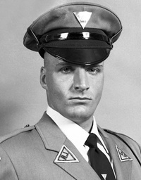 Lieutenant William George Fearon   New Jersey State Police, New Jersey