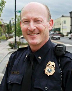 Chief of Police Randall Scott Gibson | Kalama Police Department, Washington